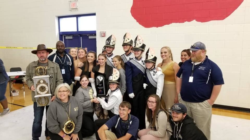 Band Wins 2nd at Upper State Championship Semi-Finals