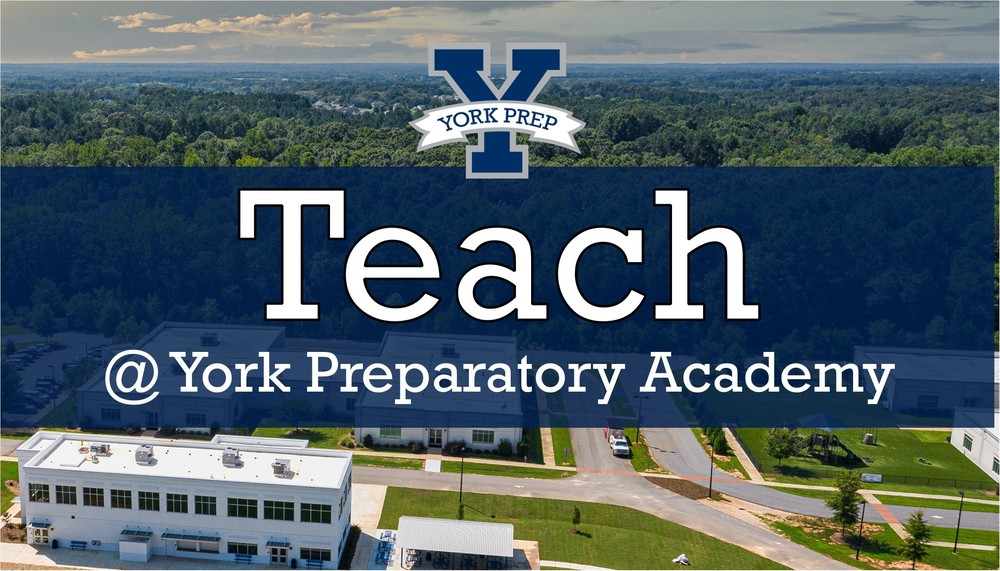 Teach @ York Prep
