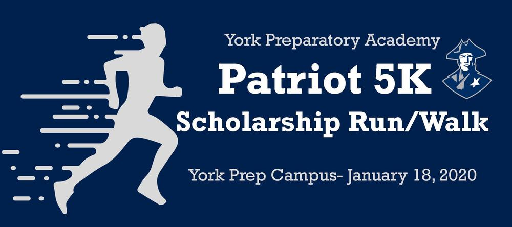 Patriot 5K Scholarship Run/Walk