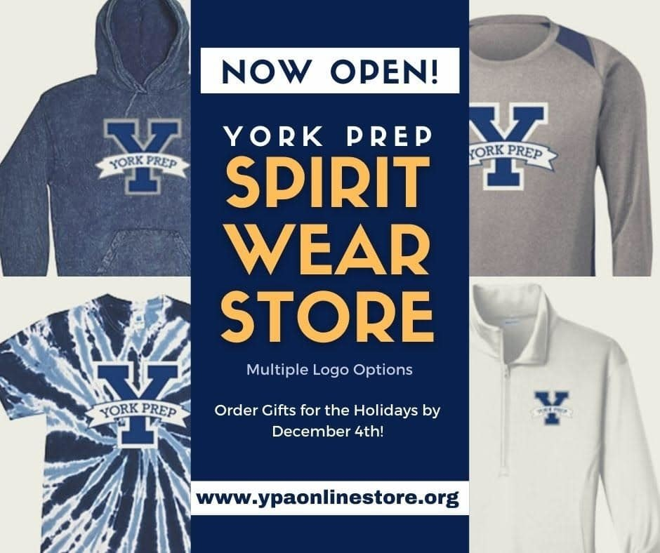 Spirit Wear Store Now Open!