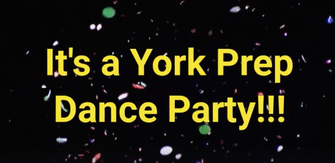 Join us for a YPA Dance Party!