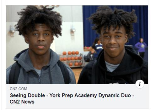 York Prep Athletes Making News