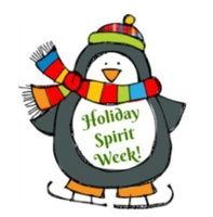 Middle School Holiday Spirit Week