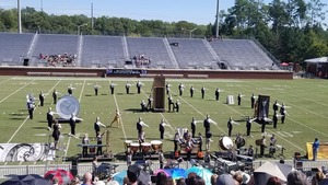 Band Scores EXCELLENT at Blythewood Tournament of Bands