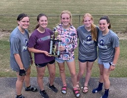 Girls Cross Country - 2nd Place at Regionals