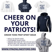 Spirit Wear Store is Open!