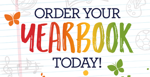 Order Your 2020/21 Yearbook by 2/19/21!