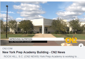 CN2 News 9/20/19: New Building at York Prep