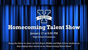 Homecoming Talent Show (Now at SU Gym)